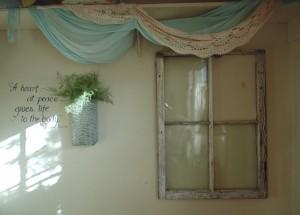 Wall Hangings in Main Bedroom
