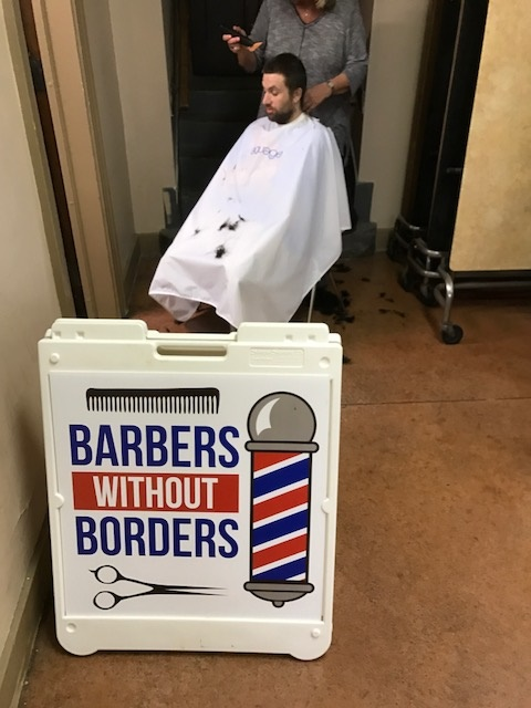 Barbers Without Borders